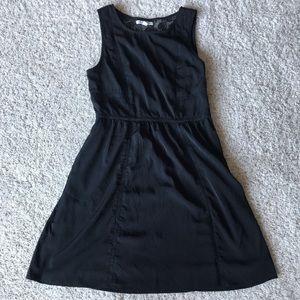 American Eagle black dress